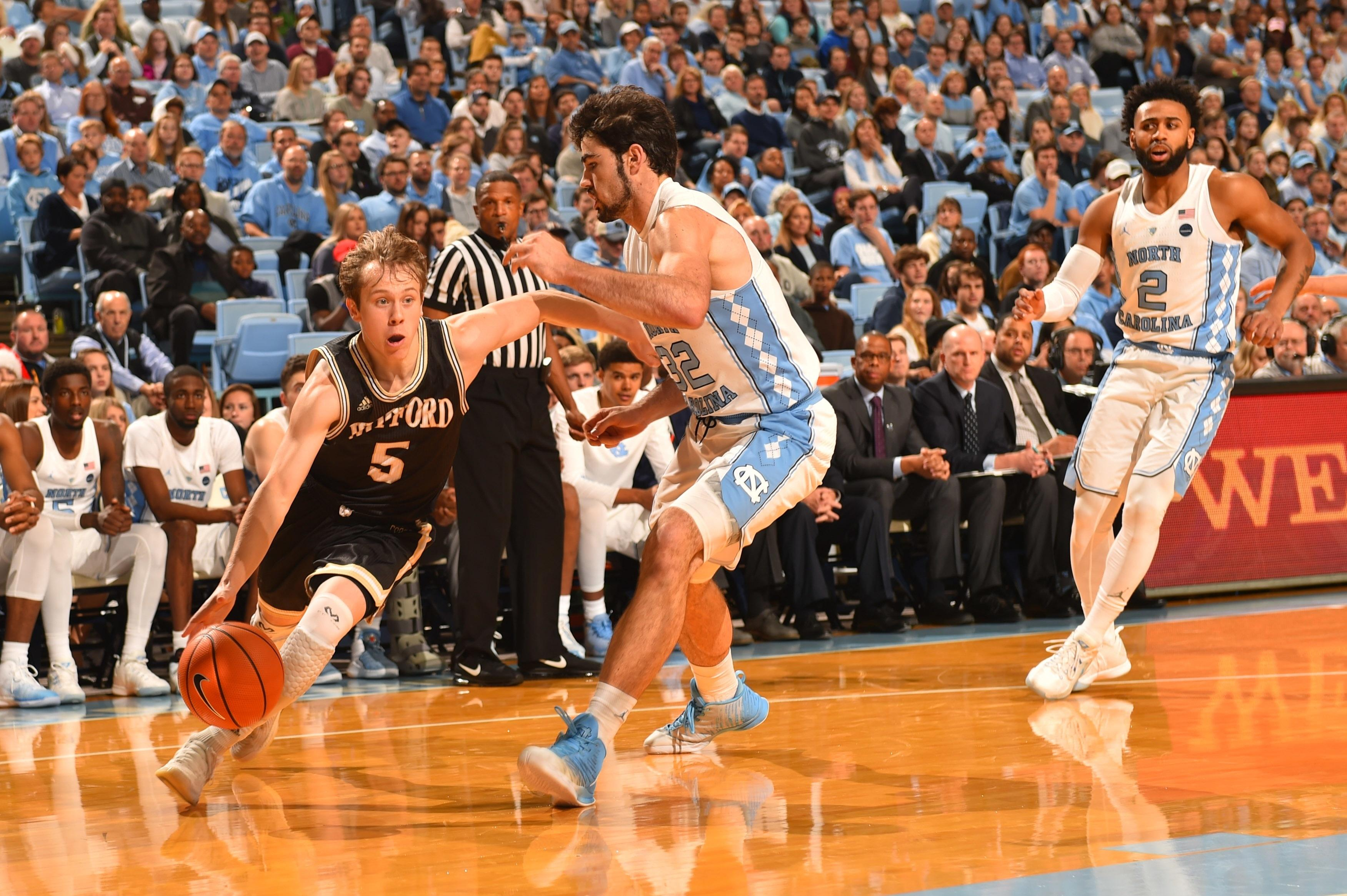 check out d3ad3 61c66 20 things to know about Wofford s upset over UNC