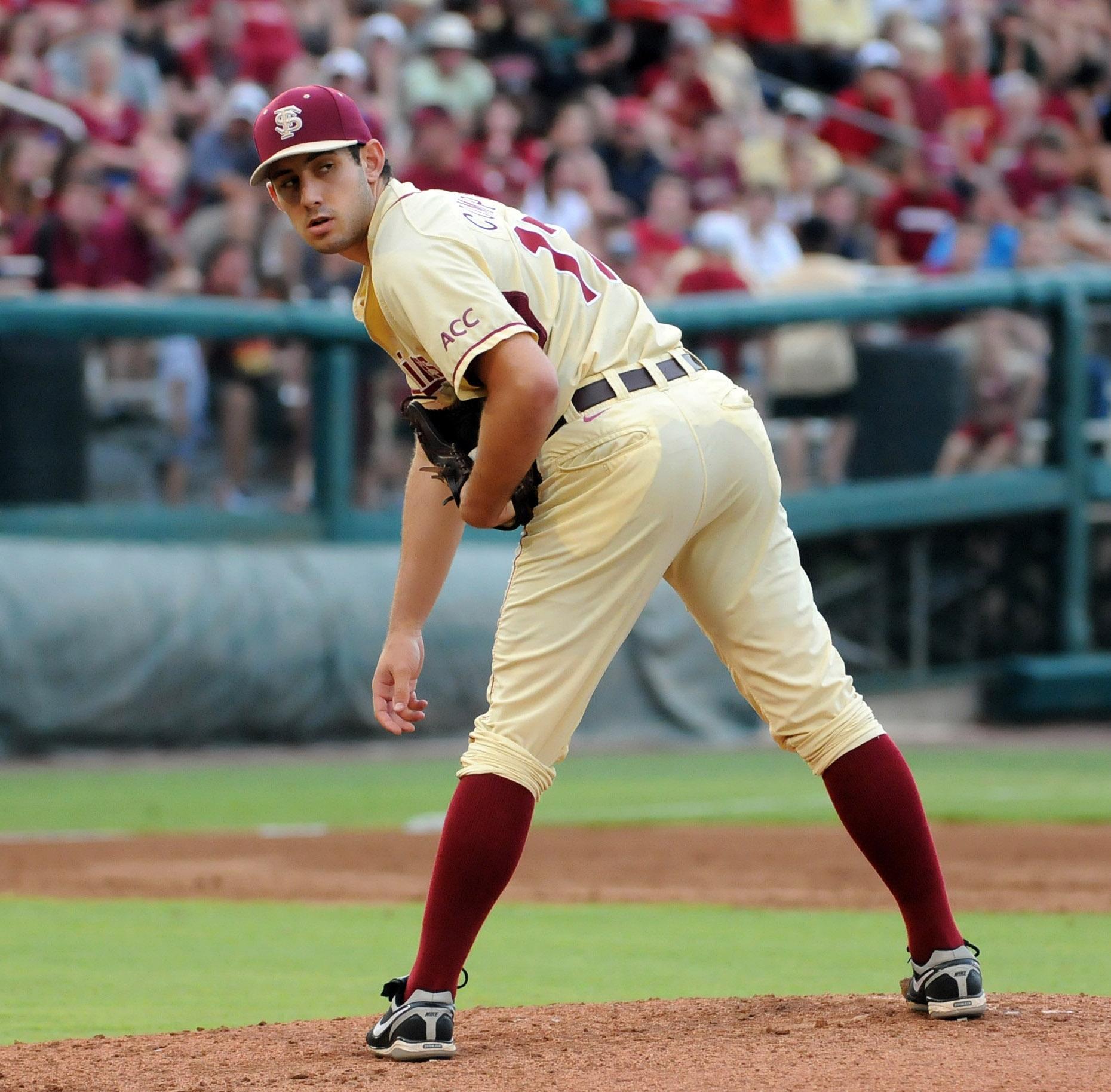 Florida State Baseball Mike Compton
