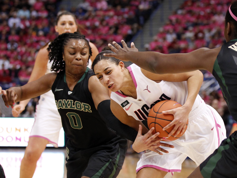 Baylor UConn Women's Basketball