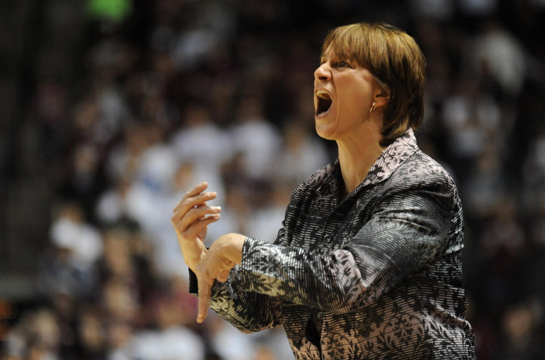 Connie Yori Nebraska Women's Basketball