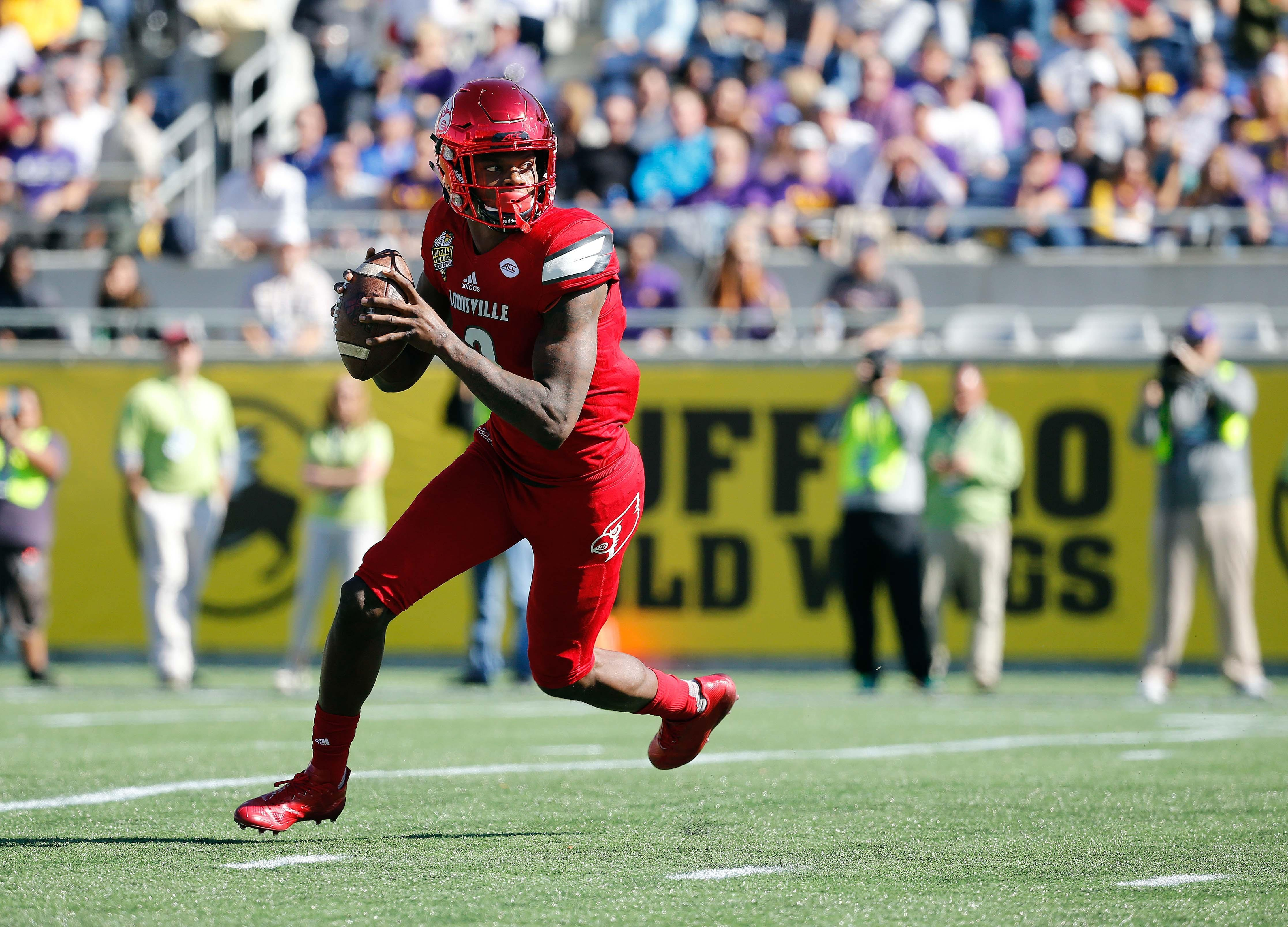 d7f8ecef6 What should fans expect from reigning Heisman winner Lamar Jackson in 2017