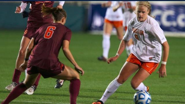 Women's Soccer, NCAA, Division I, Virginia, Virginia Tech
