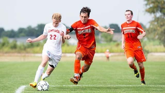 mens soccer, Division III, Wartburg, hope