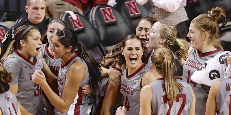 ncaa, womens, basketballm division I, Washington State