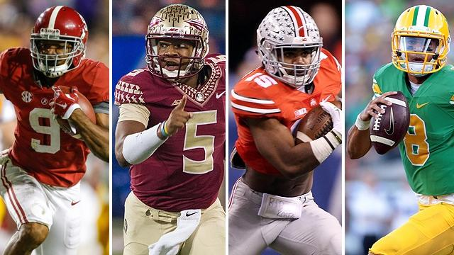 College Football Playoff contenders