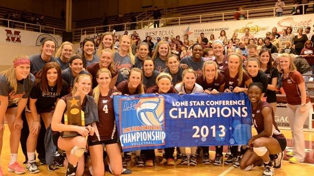 Division II, Volleyball, West Texas A&M