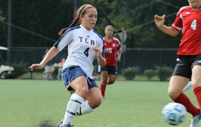 TCNJ women's soccer