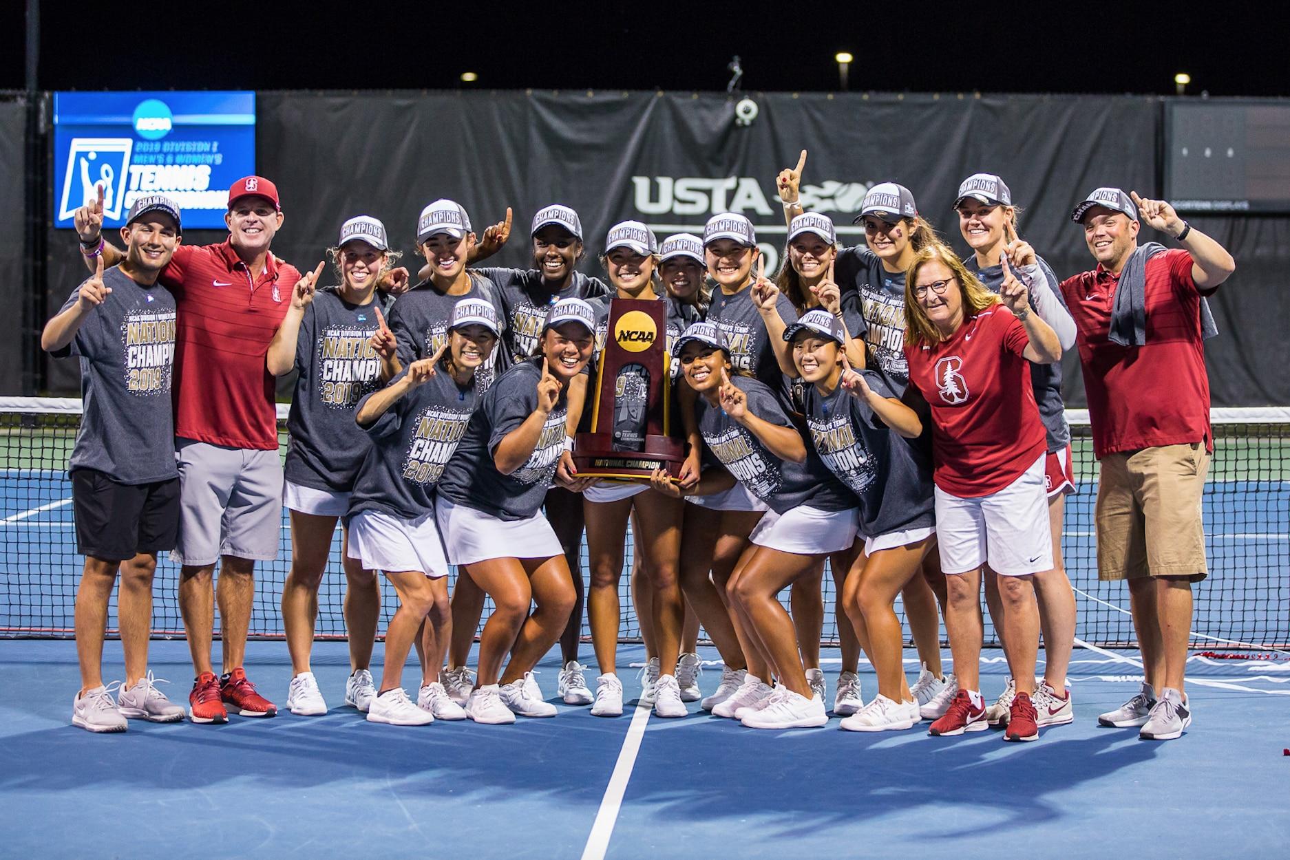 DI Women's College Tennis - Home   NCAA com