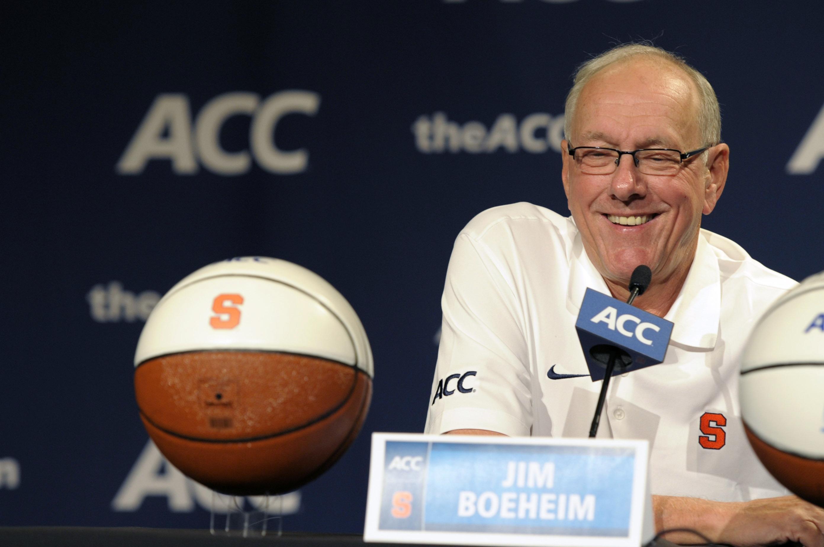 Syracuse Jim Boeheim