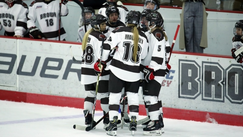 Brown Hockey