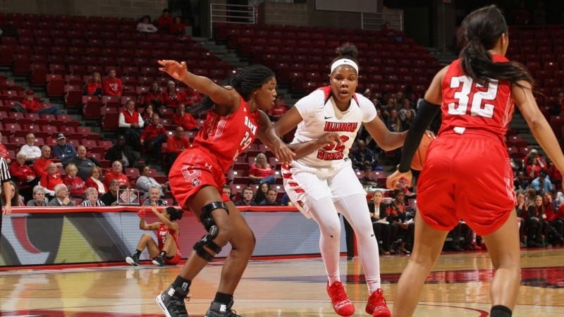 Goods helped lead the Redbirds to their first road win.