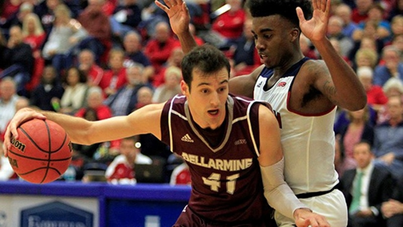 Bellarmine has been No. 1 from the opening tip of the DII basketball season.