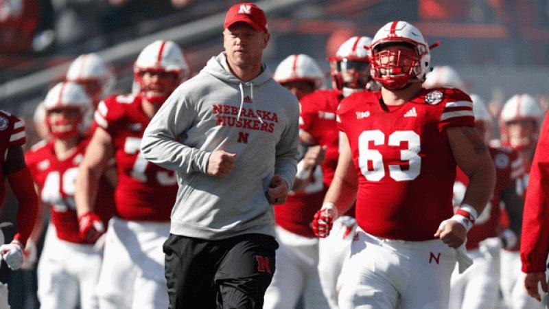 Scott Frost is going into his season season as the Nebraska coach.