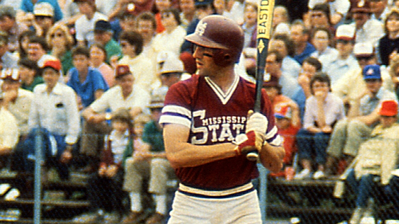 Will Clark won the 1985 Golden Spikes Award.