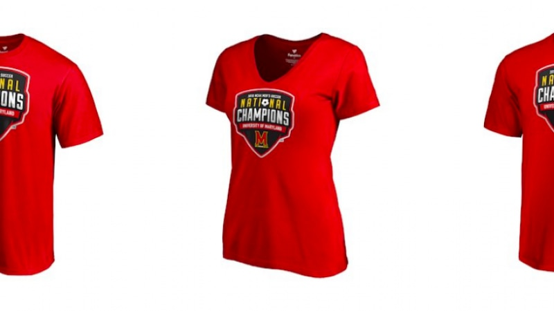 SHOP OFFICIAL MARYLAND CHAMP GEAR ede9fed34