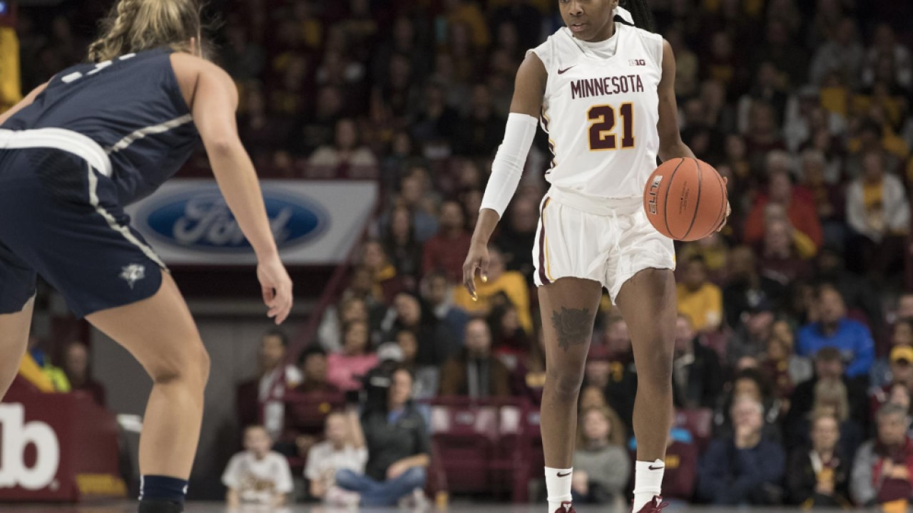 Ncaa Basketball News Scores Rankings: Women's Basketball Rankings: Minnesota Enters AP Top 25