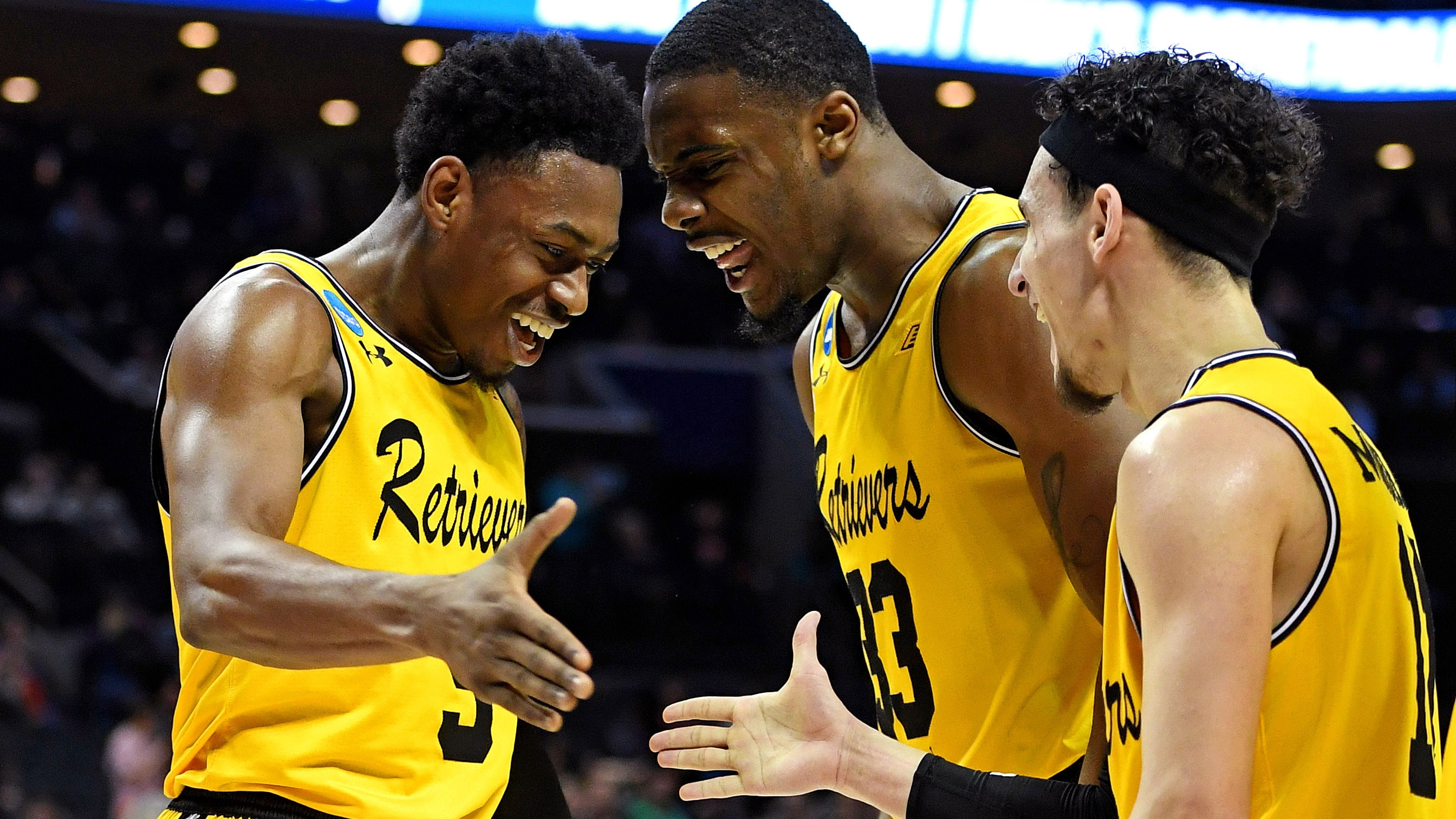 7dd2240c096 UMBC upsets Virginia while its Twitter account spits fire