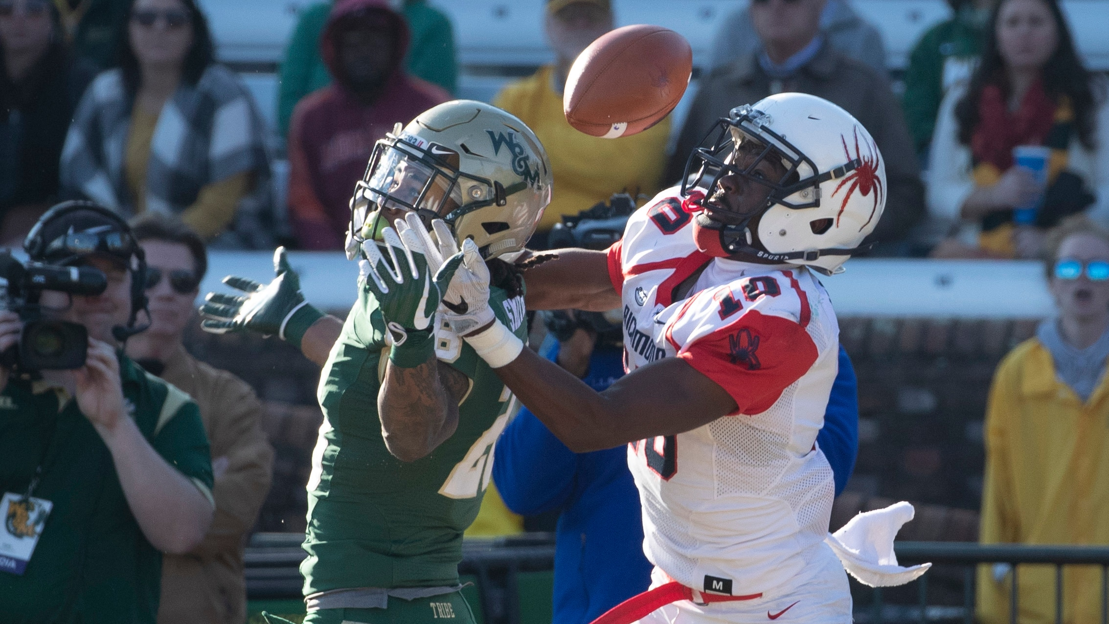 Fcs Football 3 Automatic Bids Up For Grabs In Week 12s Games To