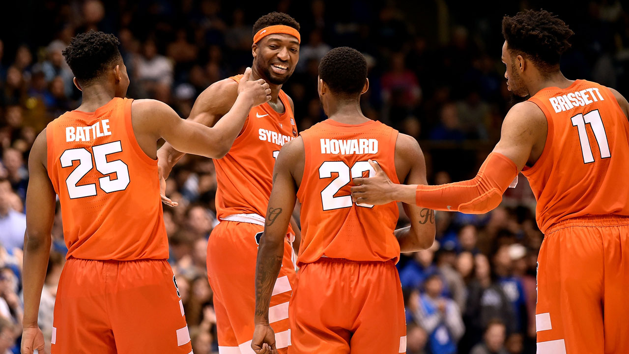 a1f6033129 Syracuse-Duke: 3 takeaways from the Orange's upset of the No. 1 Blue Devils  | NCAA.com
