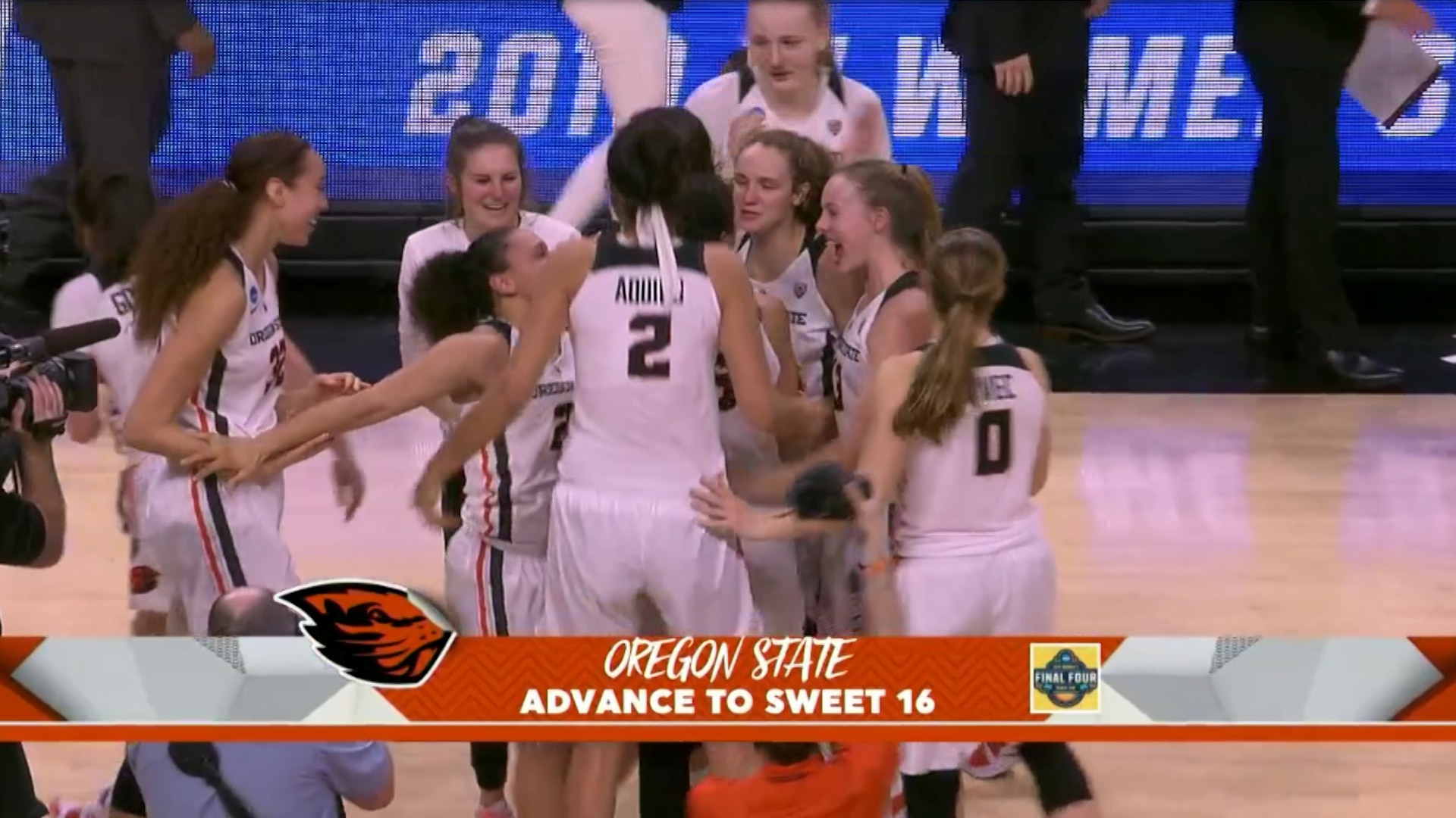 238fc03ee6b4 1 big thing to know about each women s Sweet 16 team for the 2019 NCAA  tournament