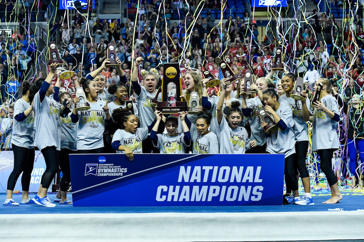 National Championships: a selection of sites