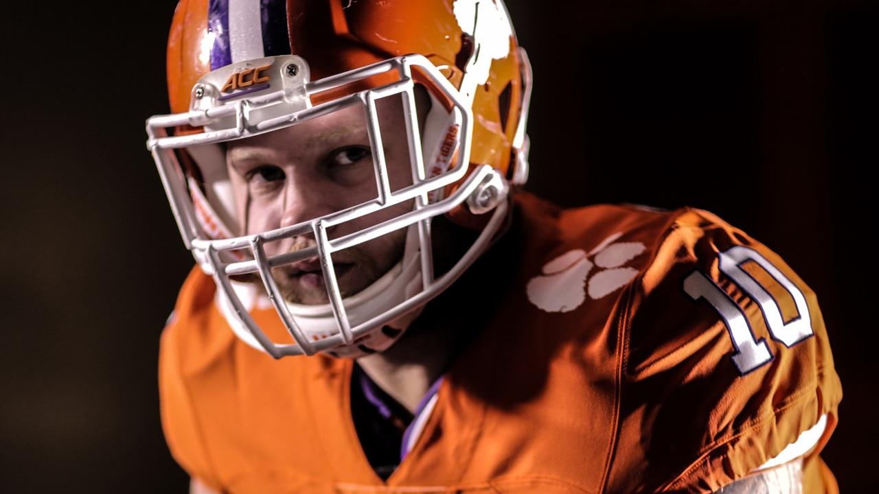 super popular 41a2e c4593 Behind the Seams takes a look at Clemson's tribute to their 1981 season