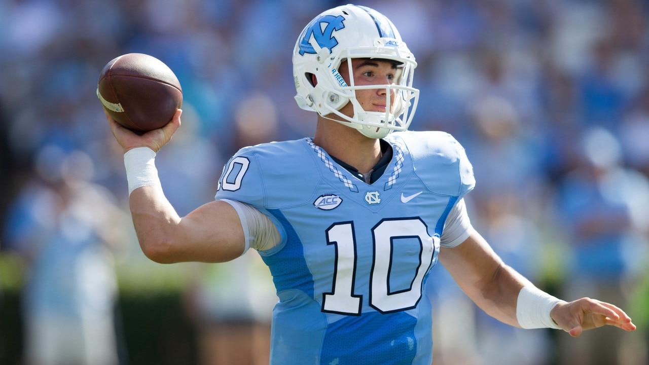 7cffda70232 College Football: Hand Him The... North Carolina's Mitch Trubisky | NCAA.com