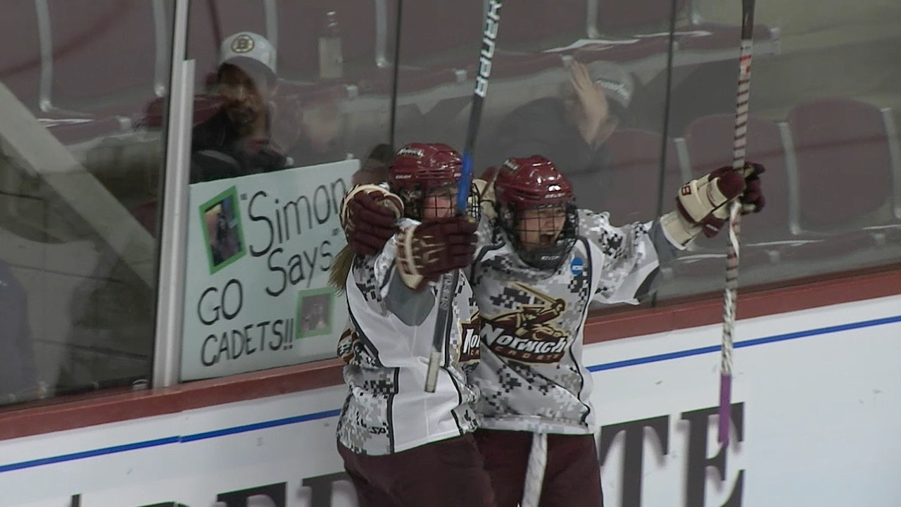 2018 Diii Women S Ice Hockey Semifinal Recap Ncaa Com