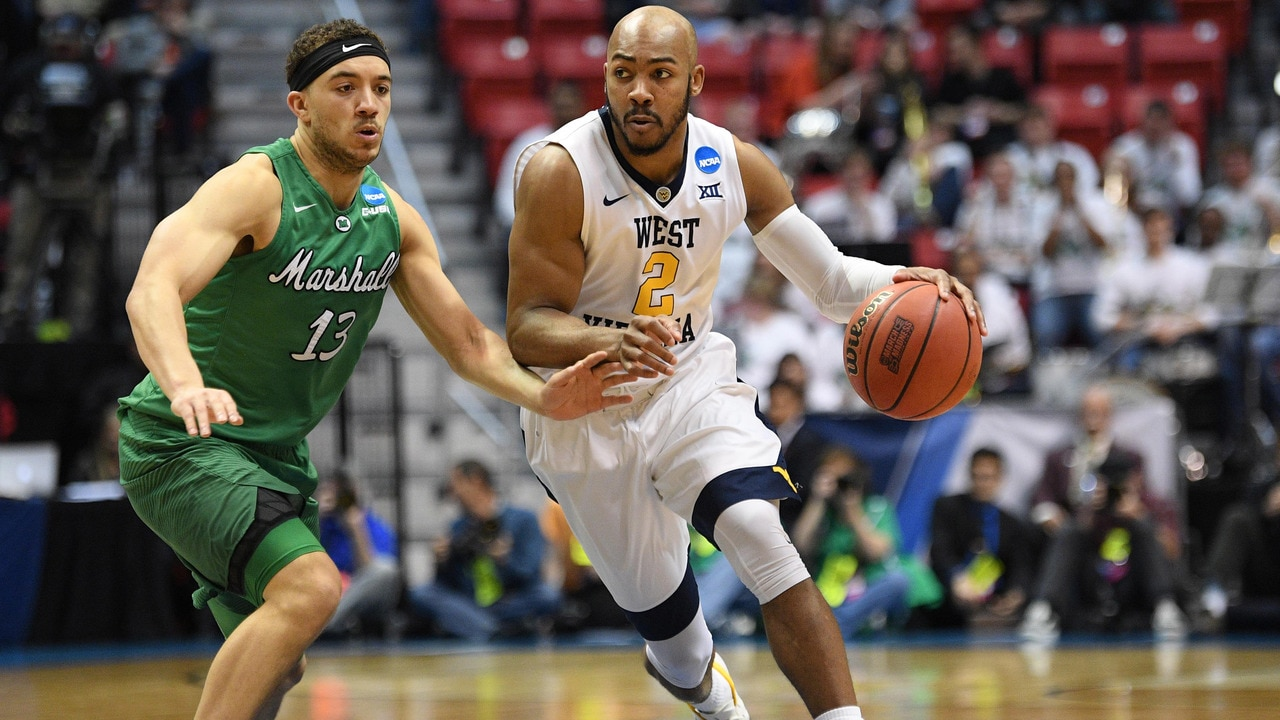 532b200bd0a West Virginia s Jevon Carter puts up 28 in blowout over Marshall ...
