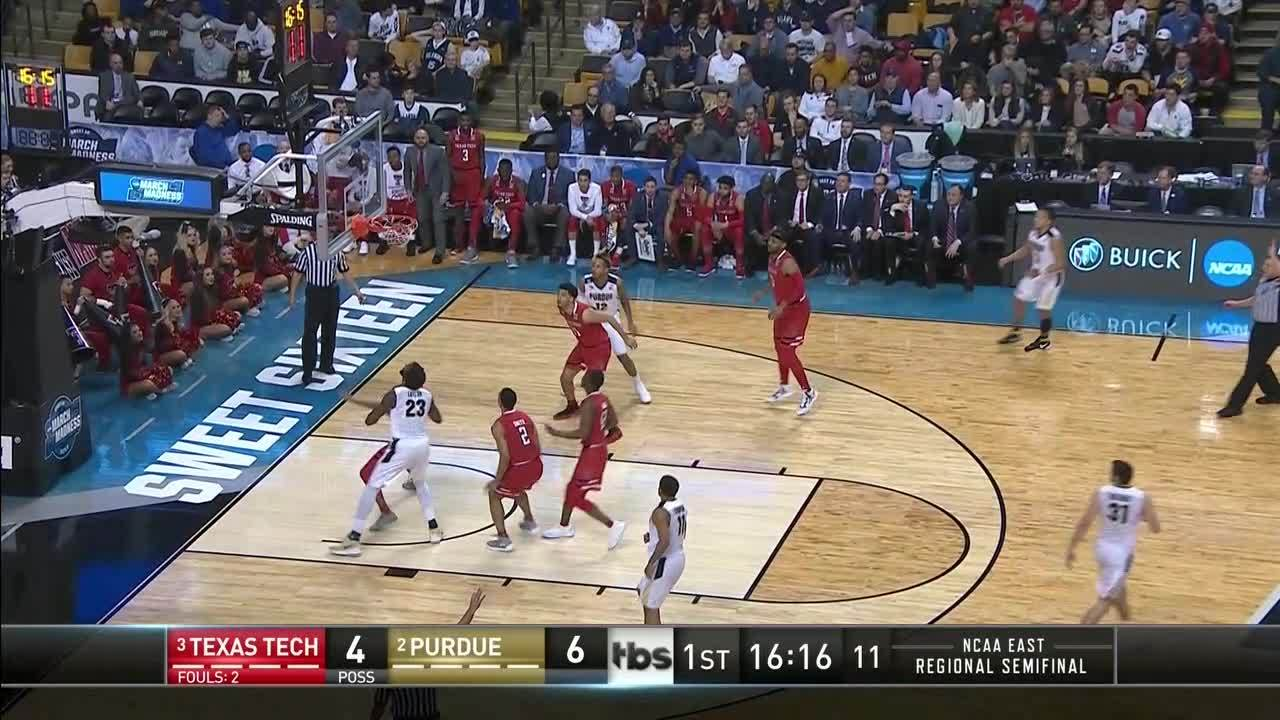 3 Pointer By Carsen Edwards Ncaa Com
