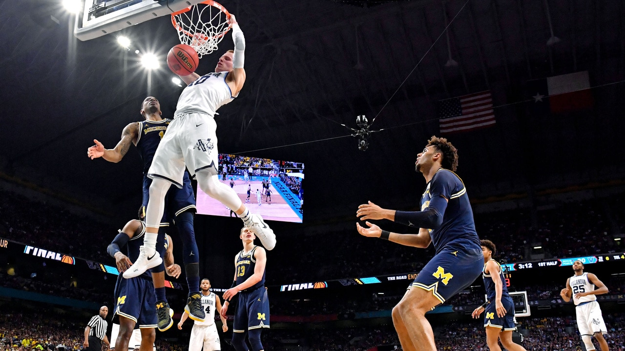 How The Field Of 68 Teams Is Picked For March Madness Diagram Pictures 2 To Draw A Basketball Hoop Step 4 Best Dunks From National Championship