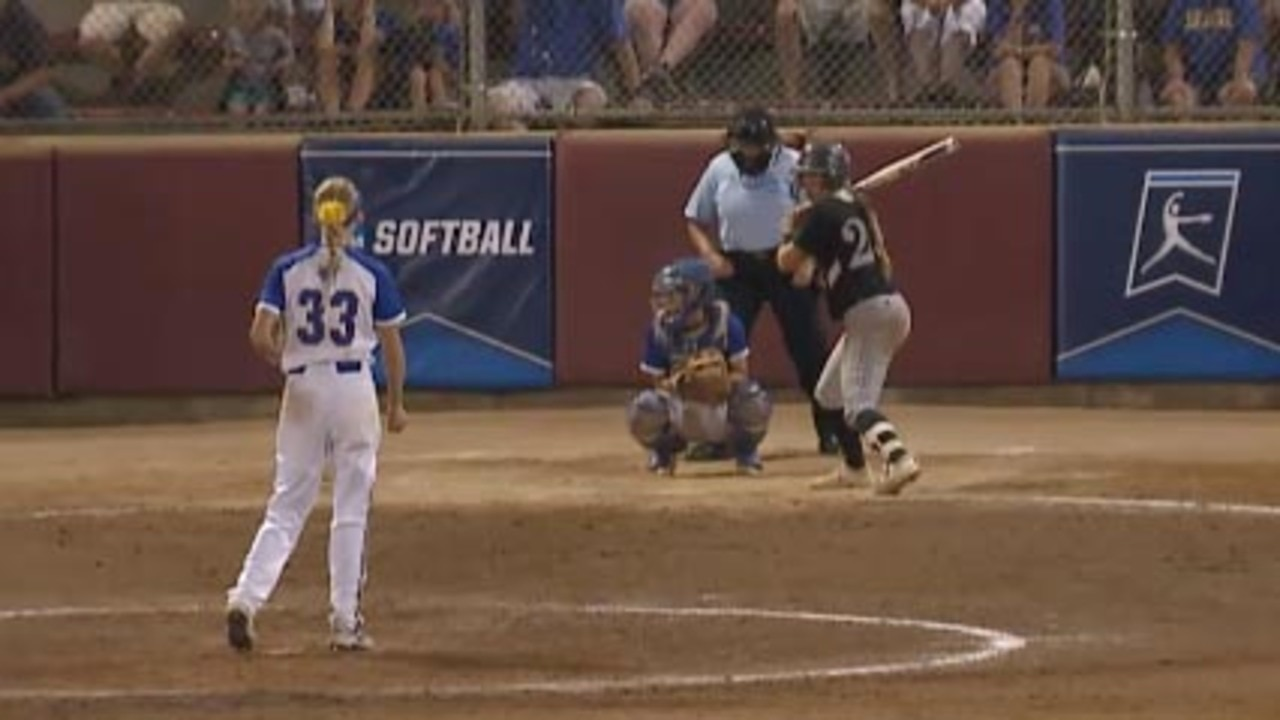 Watch the DII Softball Game 8 full replay between Southern Arkansas and  Chico State