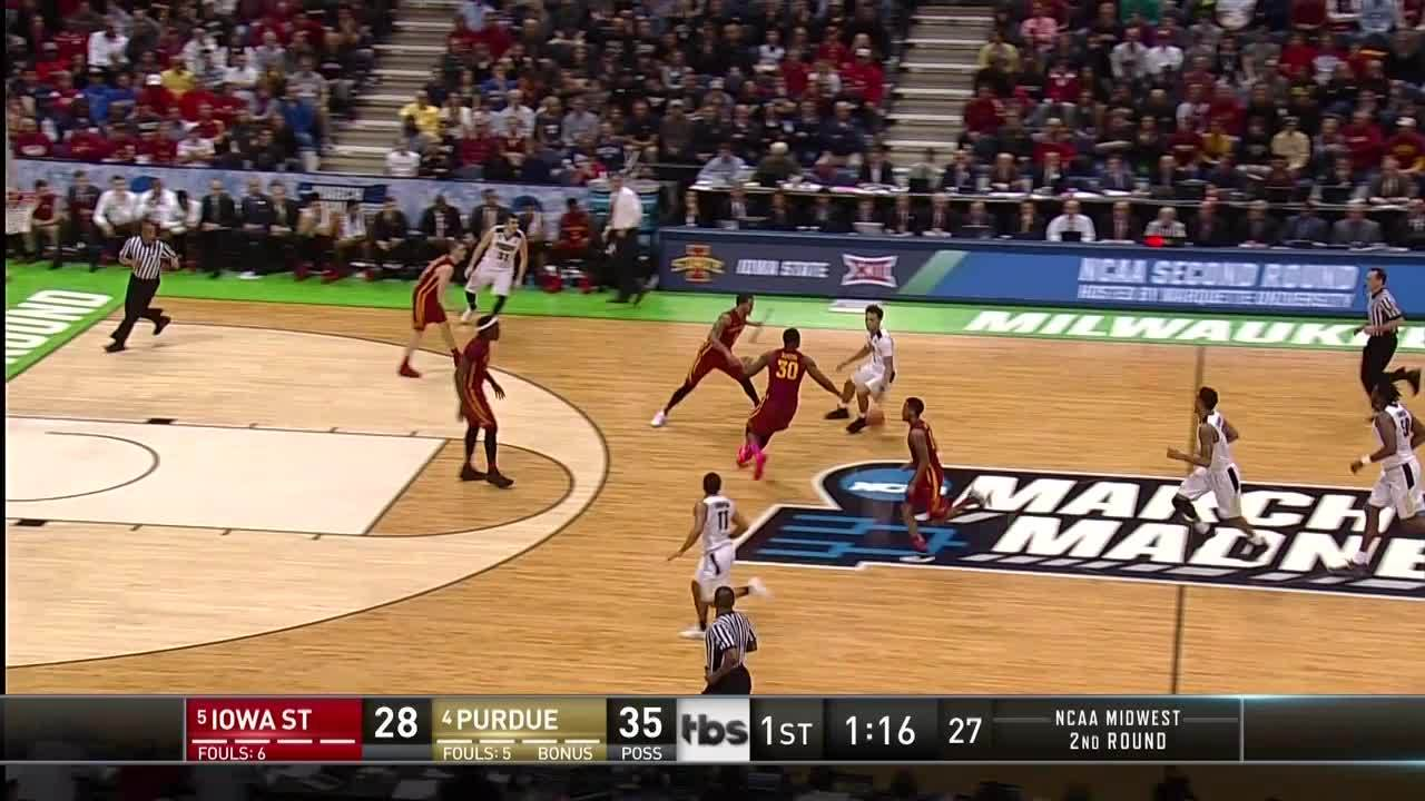 2 Pointer By Carsen Edwards Ncaa Com