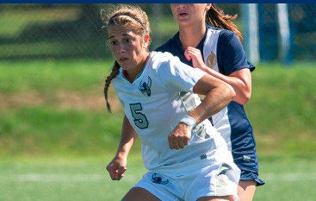 women's soccer, western washington, catherine miles