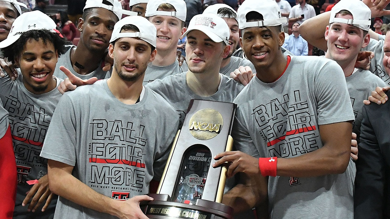 footwear san francisco skate shoes Texas Tech advances to first Final Four in school history | NCAA.com